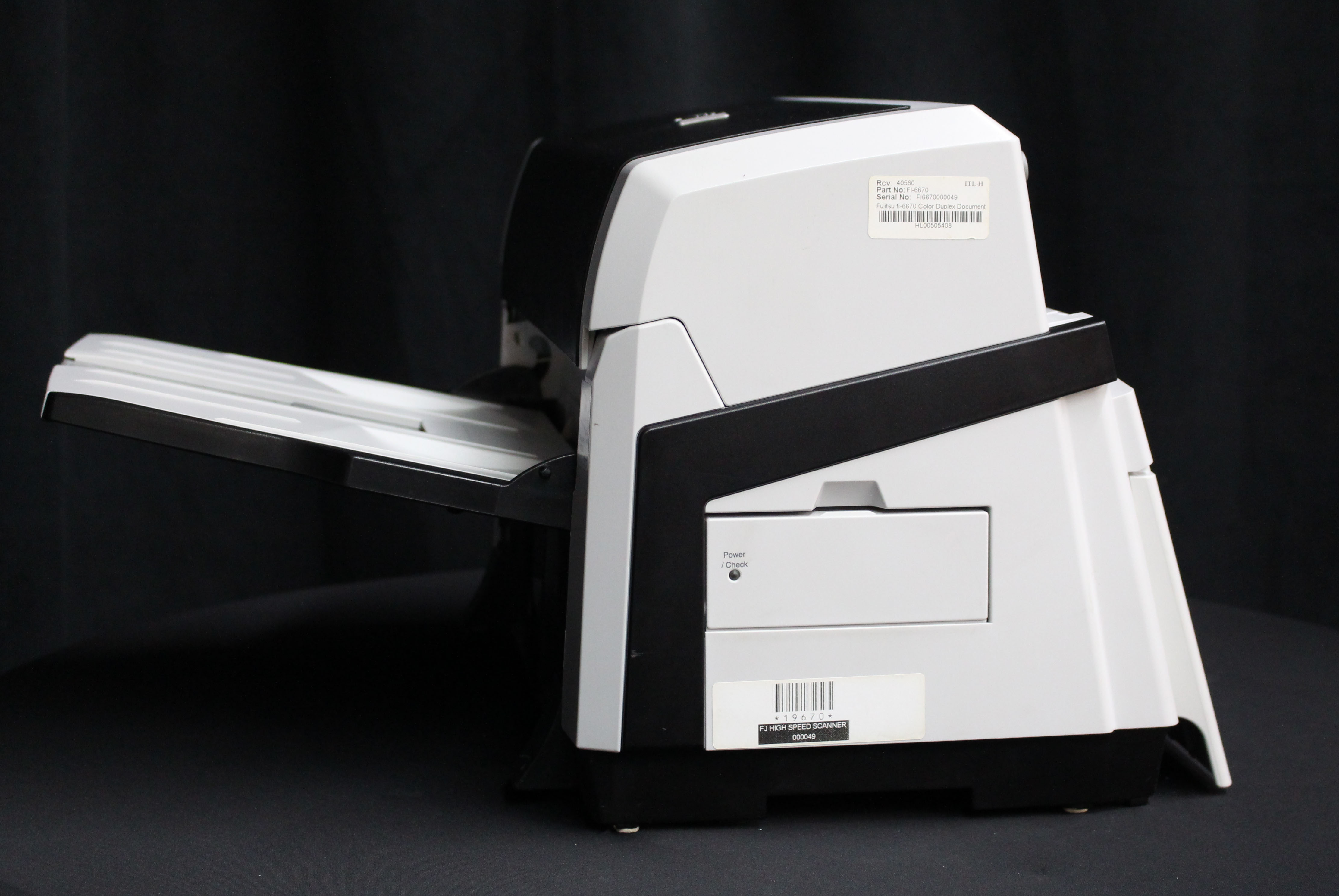 FUJITSU HIGH-SPEED SCANNER