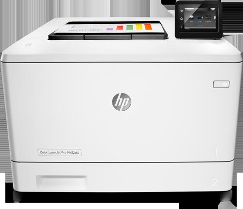 HP Colour LaserJet M452