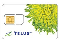Telus 4G/LTE Sim Card
