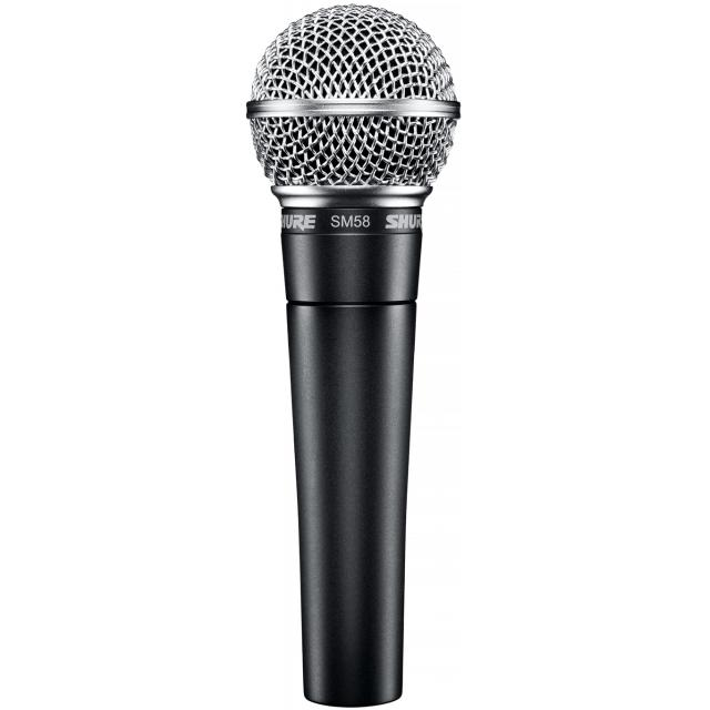Shure SM58 Handheld wired Microphone