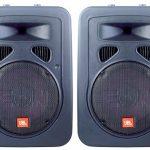 JBL powered speaker