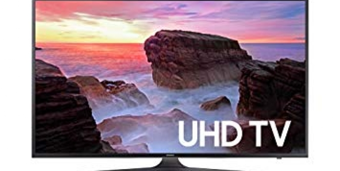 "55"" Samsung 4K UHD TV"