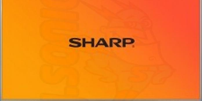"40"" Sharp LED TV"