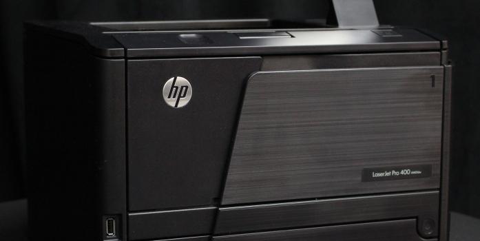 HP LASERJET PRO <br/>M401D